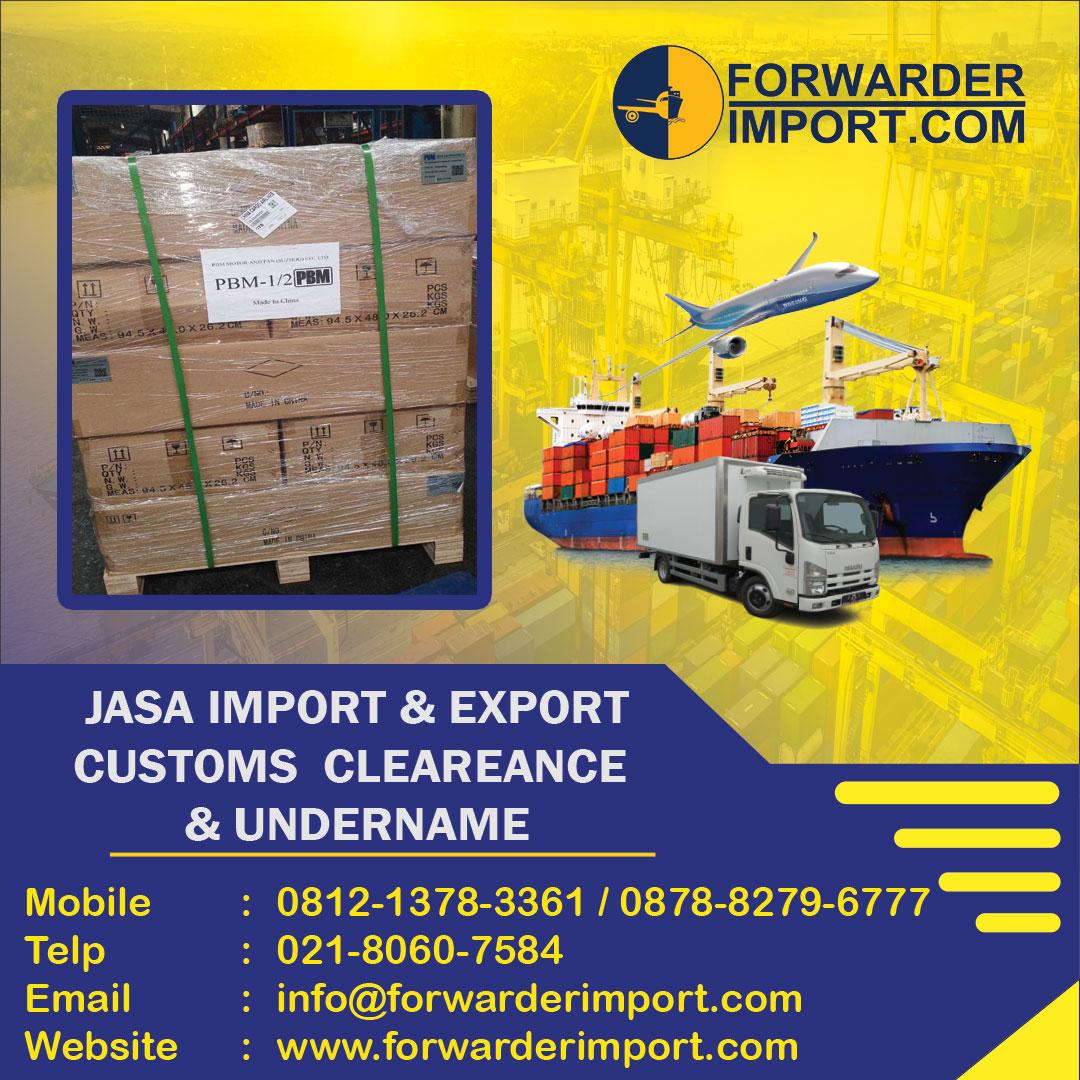 Jasa Import Valve