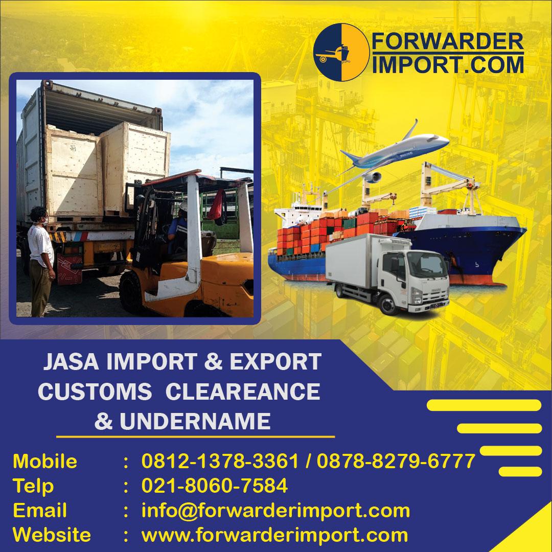 Jasa Import Mesin