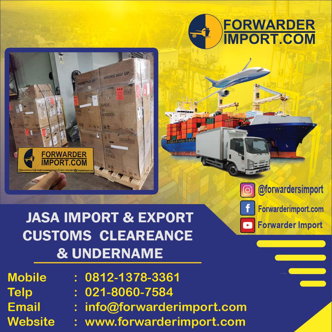 Jasa Import Sepeda