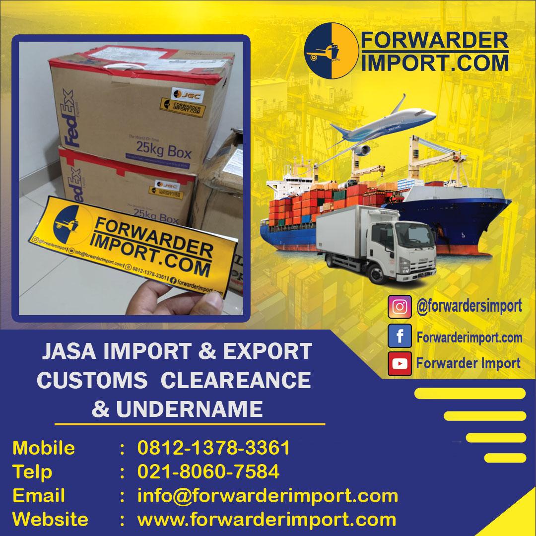 Jasa Import